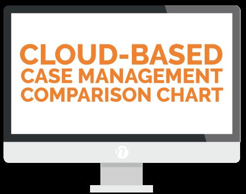 Cloud-Based Case Management Comparison Chart